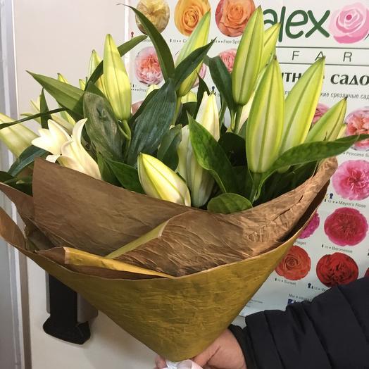 Лилиана))): букеты цветов на заказ Flowwow