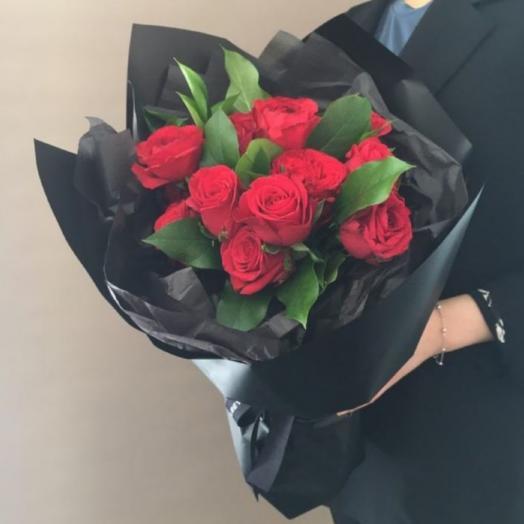 Стиль 1: букеты цветов на заказ Flowwow
