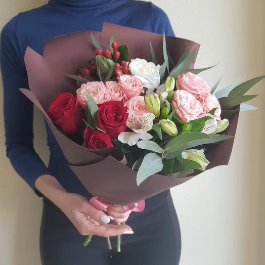 Шоколад 2: букеты цветов на заказ Flowwow