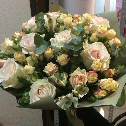 Пастел: букеты цветов на заказ Flowwow