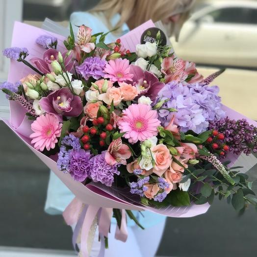 Ассорти Незабудка: букеты цветов на заказ Flowwow