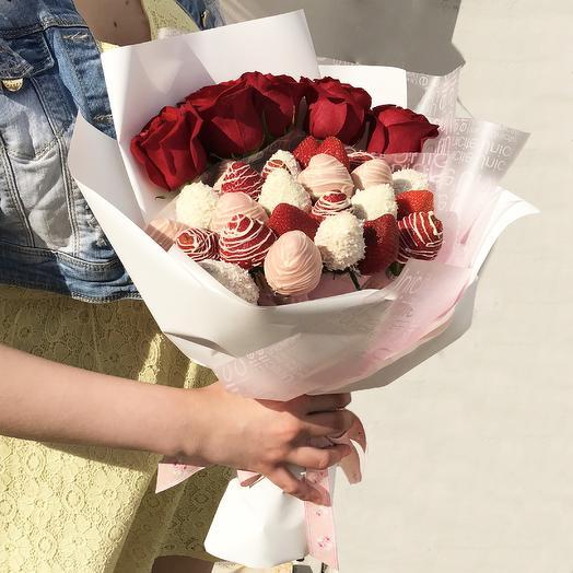 Сладкий Микс: букеты цветов на заказ Flowwow