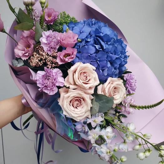 003: букеты цветов на заказ Flowwow