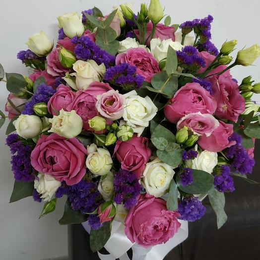 Jenet: букеты цветов на заказ Flowwow