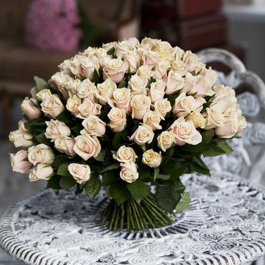 "Букет ""Жемчужина красоты"": букеты цветов на заказ Flowwow"
