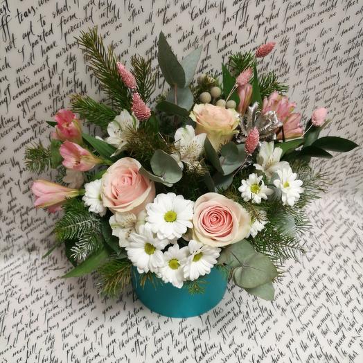 Коробка сборная: букеты цветов на заказ Flowwow