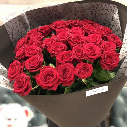 Букет Гигант из роз