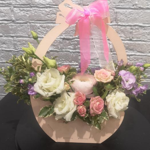 Милашка: букеты цветов на заказ Flowwow