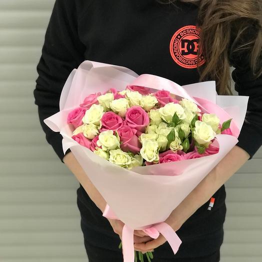 """""""Нежное пралине"""": букеты цветов на заказ Flowwow"""