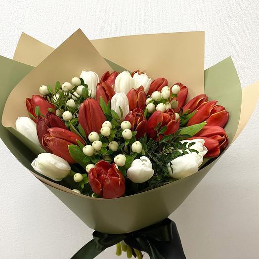 Букет дня: букеты цветов на заказ Flowwow