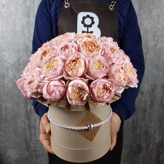 Крем пьяже: букеты цветов на заказ Flowwow