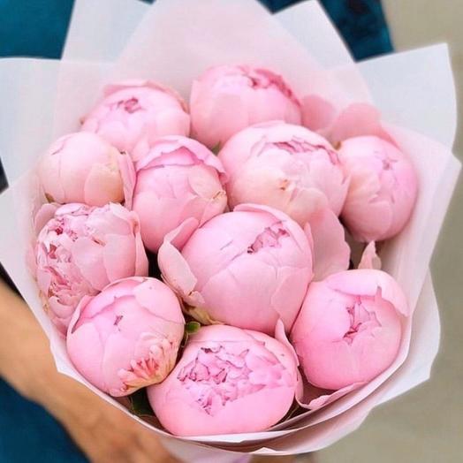 Розовое облачко