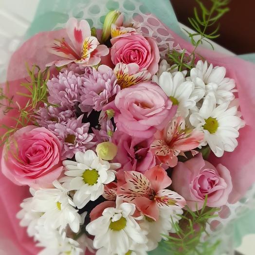 Сборный розовый