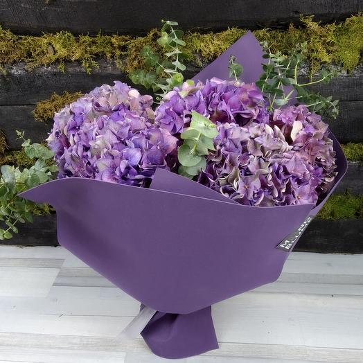Букет Лилу: букеты цветов на заказ Flowwow