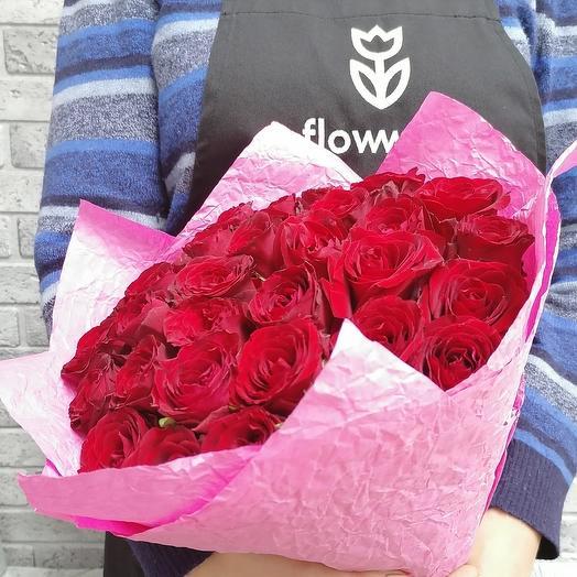 31 роза все для любви😍💖