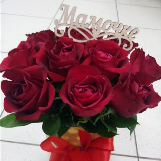 Цветы для мамочке