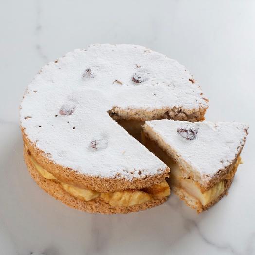 Торт «Французский яблочный» мин