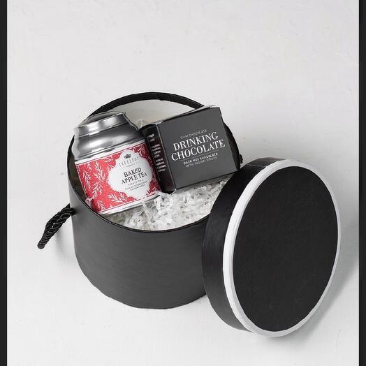 Подарочный набор Чай и Горячий шоколад
