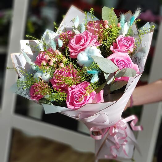 Розовые мечты 🦋
