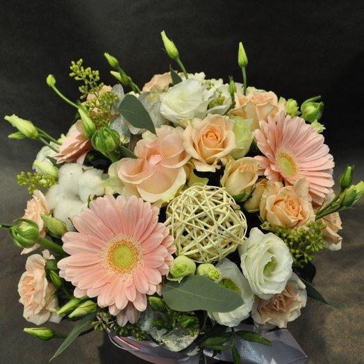 Букет 91: букеты цветов на заказ Flowwow