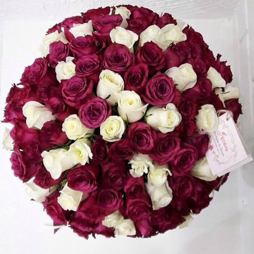 Зимняя вишенка: букеты цветов на заказ Flowwow