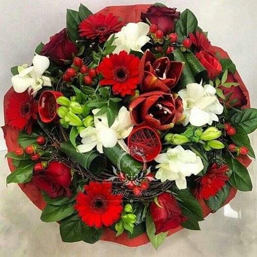 №3: букеты цветов на заказ Flowwow