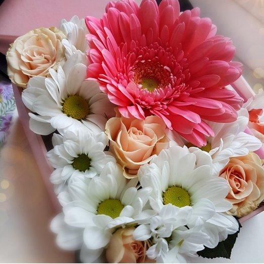 Твой праздник!!!: букеты цветов на заказ Flowwow