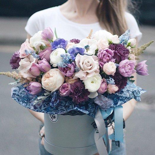 Мой космос: букеты цветов на заказ Flowwow