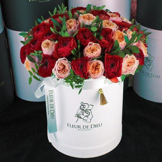 Passion : букеты цветов на заказ Flowwow
