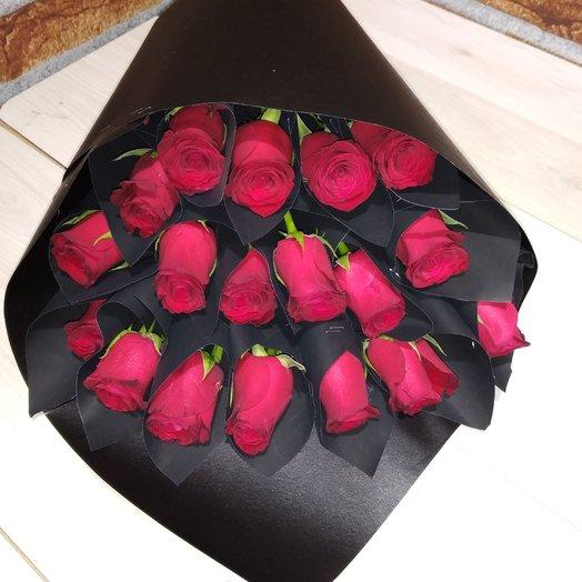 Кровавая Мэри: букеты цветов на заказ Flowwow