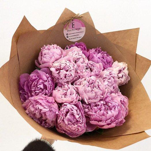 Дон Пион: букеты цветов на заказ Flowwow