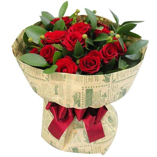 Гранд При: букеты цветов на заказ Flowwow