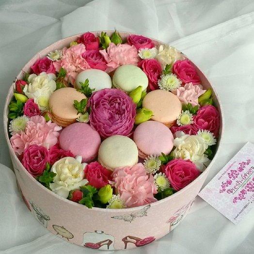 Сладкий цветочек: букеты цветов на заказ Flowwow