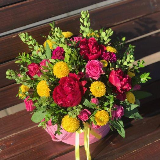 Радужное настроение: букеты цветов на заказ Flowwow