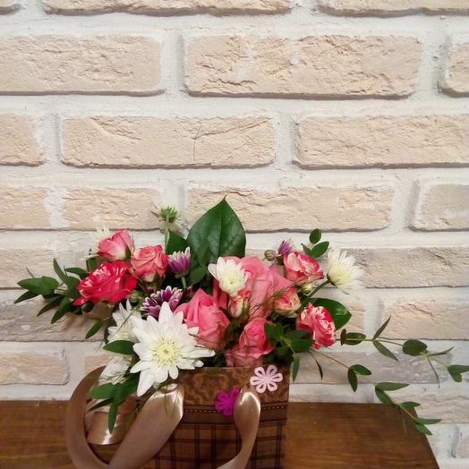 Все только для тебя: букеты цветов на заказ Flowwow