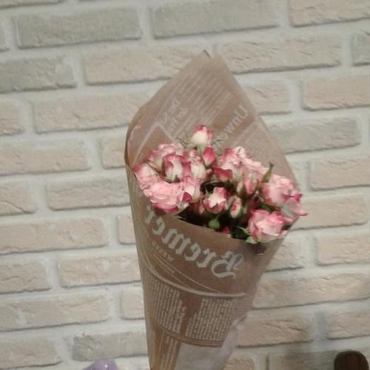 Очарование 2: букеты цветов на заказ Flowwow