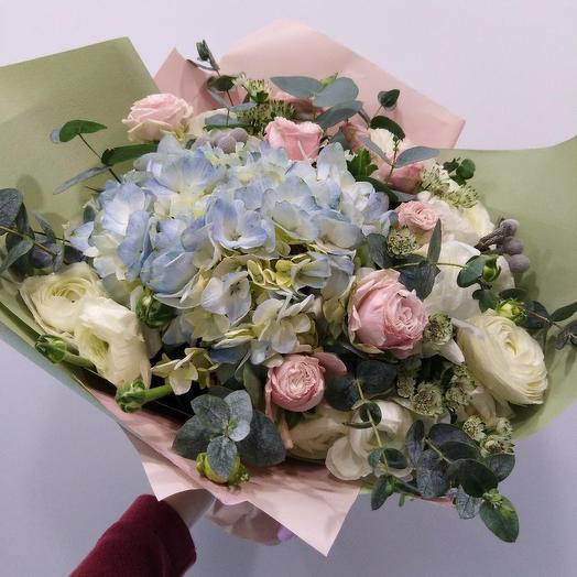 Оттепель: букеты цветов на заказ Flowwow