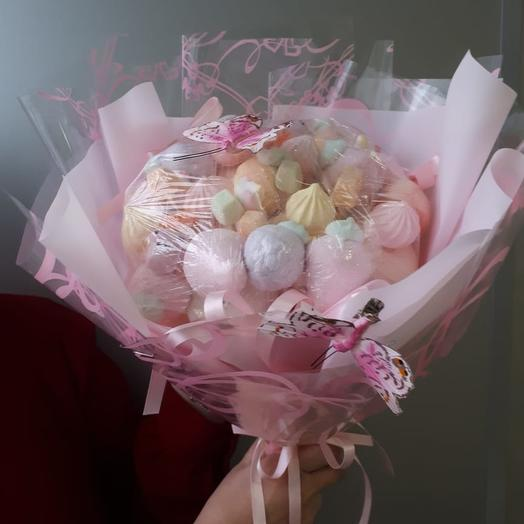 """Букет для девочек """"Барби"""": букеты цветов на заказ Flowwow"""