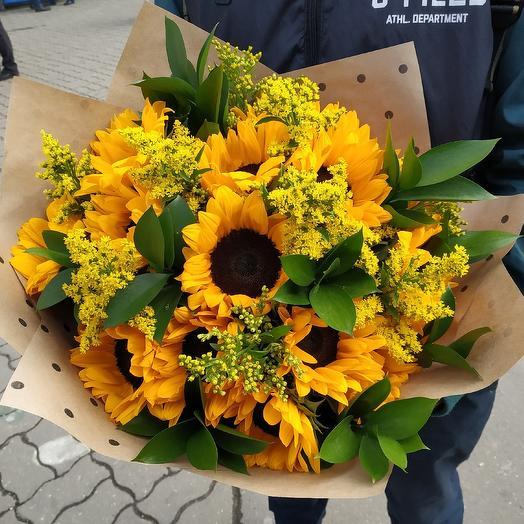 Ветренный: букеты цветов на заказ Flowwow