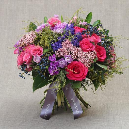 """Большой букет """"Деметра"""": букеты цветов на заказ Flowwow"""