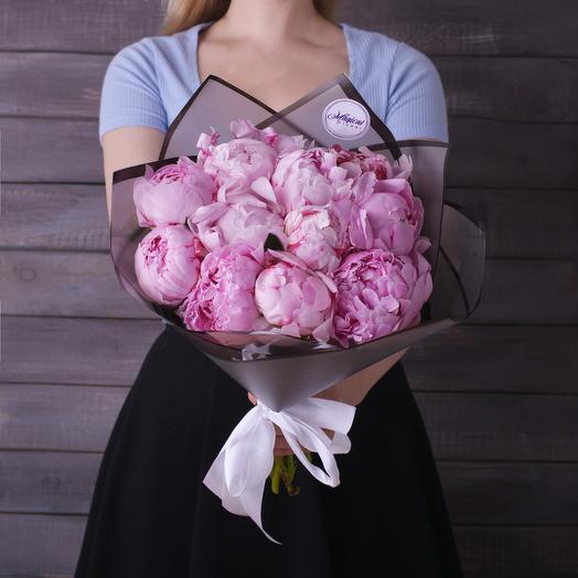 """""""Нежный  Поцелуй"""": букеты цветов на заказ Flowwow"""