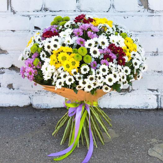 "Букет ""Снова в Школу"": букеты цветов на заказ Flowwow"