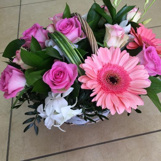 Арт. 065897: букеты цветов на заказ Flowwow