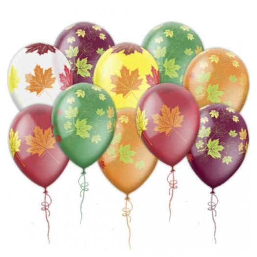 Латексные шары с гелием: букеты цветов на заказ Flowwow