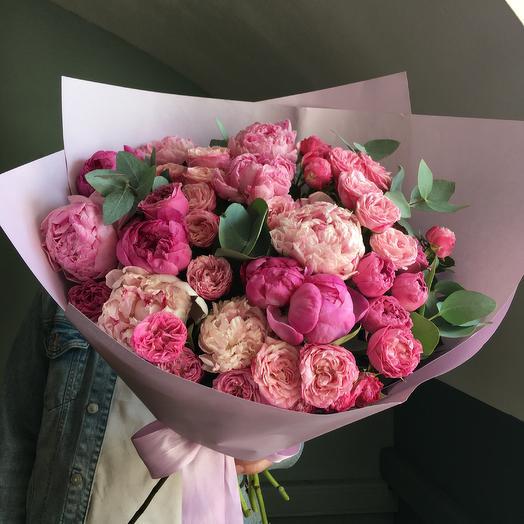 Peony: букеты цветов на заказ Flowwow