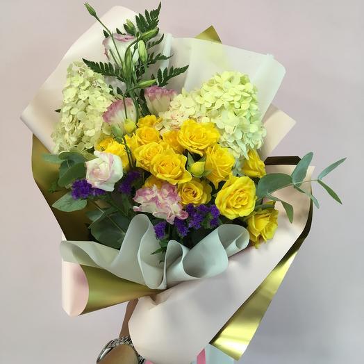 Букет «Элегант»: букеты цветов на заказ Flowwow