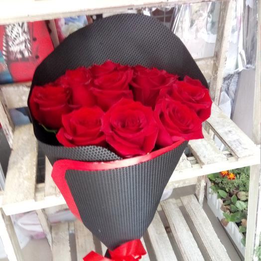 """Букет """"Кармэн"""": букеты цветов на заказ Flowwow"""