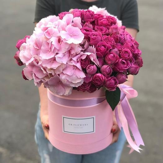 Box 25: букеты цветов на заказ Flowwow