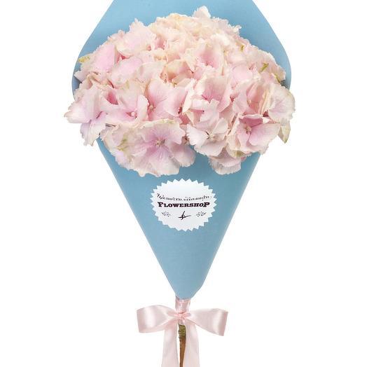 Голубая луна: букеты цветов на заказ Flowwow