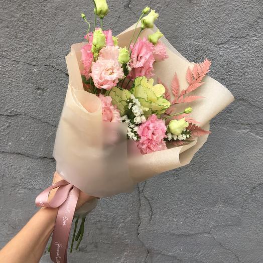 Нежный маленький букет: букеты цветов на заказ Flowwow